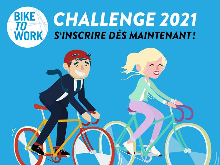 Bike to Work 2021