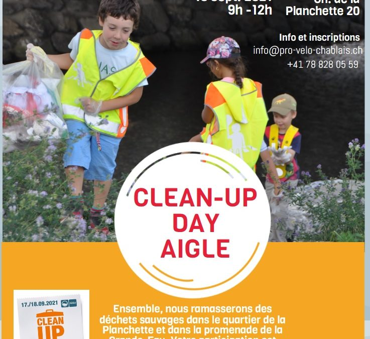 Clean-Up-Day 2021